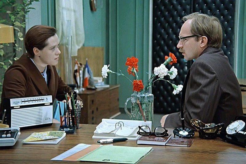 Office Romance Russian movie