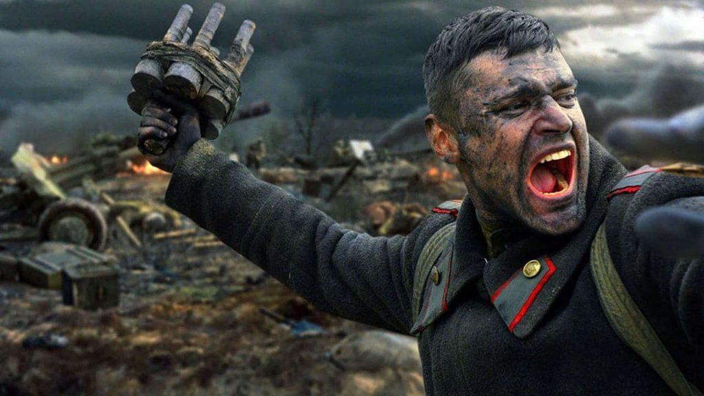 Panfilov's 28 Men war movie