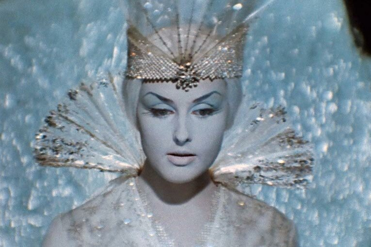 Snow Queen Russian movie