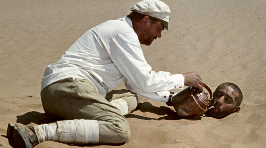 The White Sun of the Desert Russian movie
