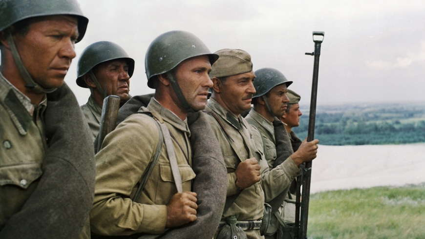 They Fought for Their Country war movie