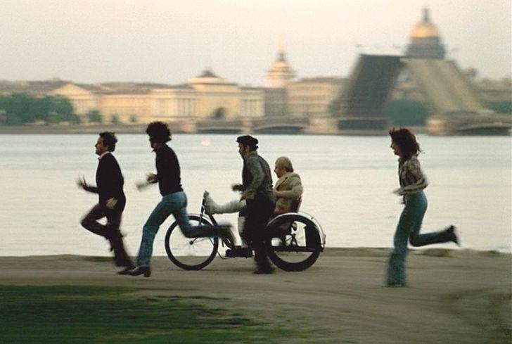 Unbelievable Adventures of Italians in Russia Russian movie