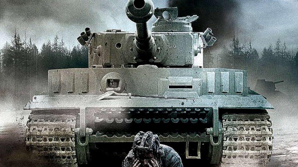 White Tiger war movie